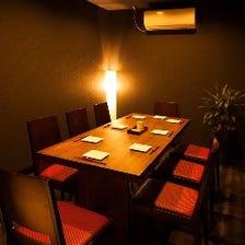 【信長】テーブル席 完全個室