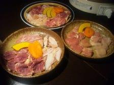 朝挽きの新鮮な鶏