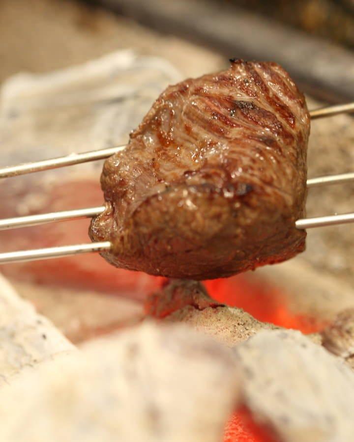 肉割烹6,000円コース ※別途消費税が10%かかります。