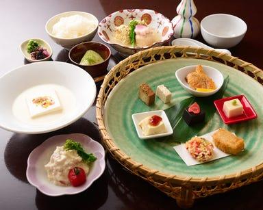 豆腐料理とおばんざい 京都 豆八 本店  コースの画像