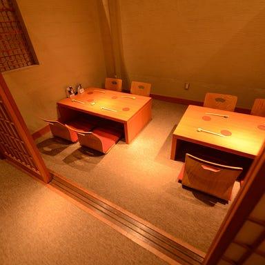 豆腐料理とおばんざい 京都 豆八 本店  店内の画像
