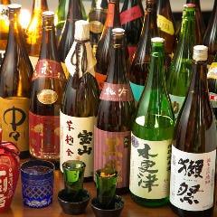 焼酎!日本酒!多種!!