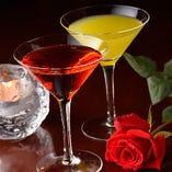 バーテンダーの熟練技…お好みのお酒片手に愉しむ