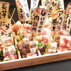 日本酒の肉バル BOUILLON大阪~ぶいよん~