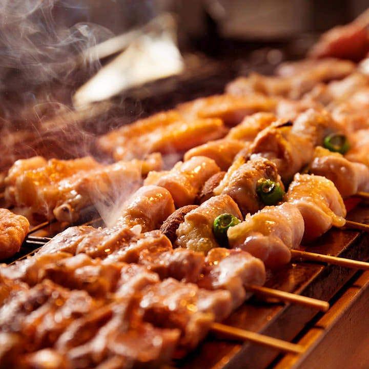 桜色の肉質が美しく、濃いしっかりとした味が特徴の美桜鶏