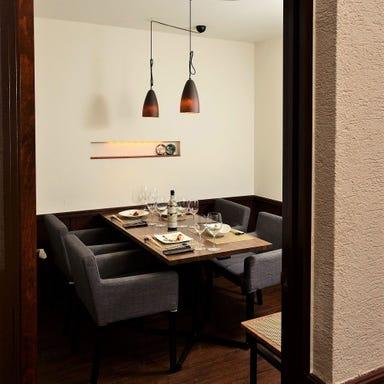 創作天ぷらと酒とワイン ぷらりん  店内の画像