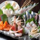 北海道産の超新鮮な魚介類!【北海道産】