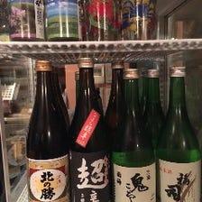 北海道地酒!4合瓶&カップ酒大好評