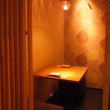 全席個室 ウメ子の家 四条河原町店  店内の画像