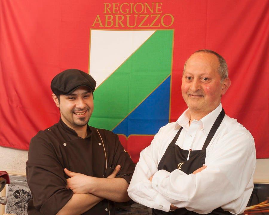 調理もサービスも陽気なイタリア人♪