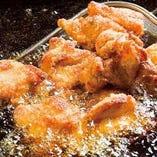焼き鳥以外の鶏料理も絶品です♪