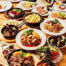 ◆食べ飲み放題3300円~◆