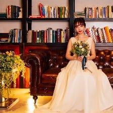 新郎新婦様の夢叶う結婚式二次会