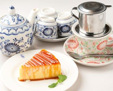 ベトナム料理 アンナンブルー ブンカフェ 金山店 コースの画像
