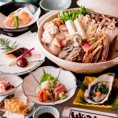 日本料理 九段うお多 市ヶ谷  コースの画像