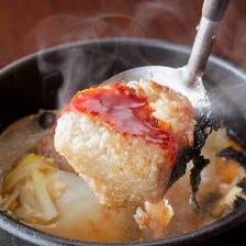 韓と和の魅力が一つに 創作韓国料理
