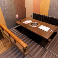 接待やお忍びにも使いやすい完全個室