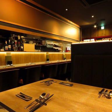 イタリアン バル リ オット(Italian Bar ri otto)  店内の画像
