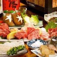 魚・肉・菜 炭でやくばい