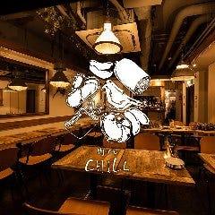 個室カフェ×肉バル Chill(チル) 原宿・表参道店