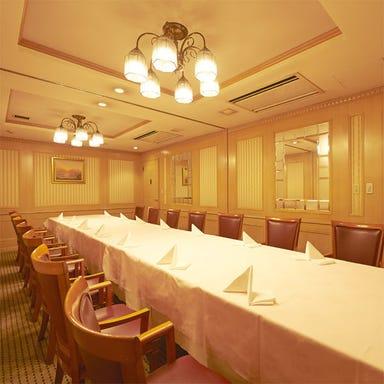 銀座 Sun-mi本店 イタリア料理サントウベルトス 店内の画像