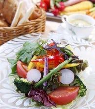 新鮮有機野菜