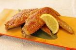 會津地鶏料理