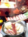 さくら鍋定食(ご飯セット)