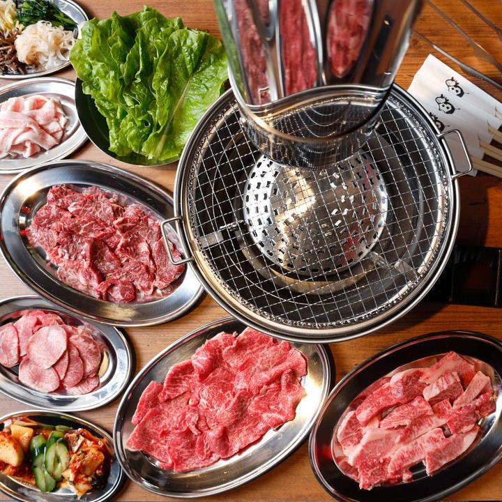 燒肉もとび アウネビル店