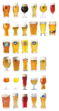 クラフトビールを多数ご用意!肉×クラフトビールは相性◎