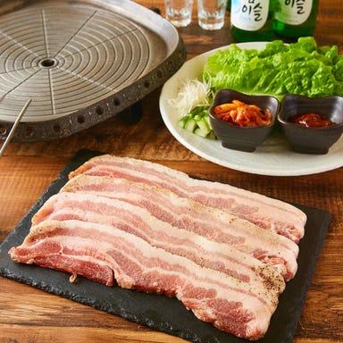 完全個室 韓国料理 ソウルチャンガ 栄錦店 コースの画像