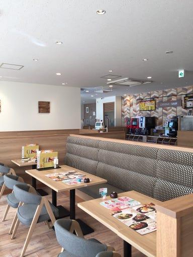 デニーズ 筑波学園都市店  店内の画像