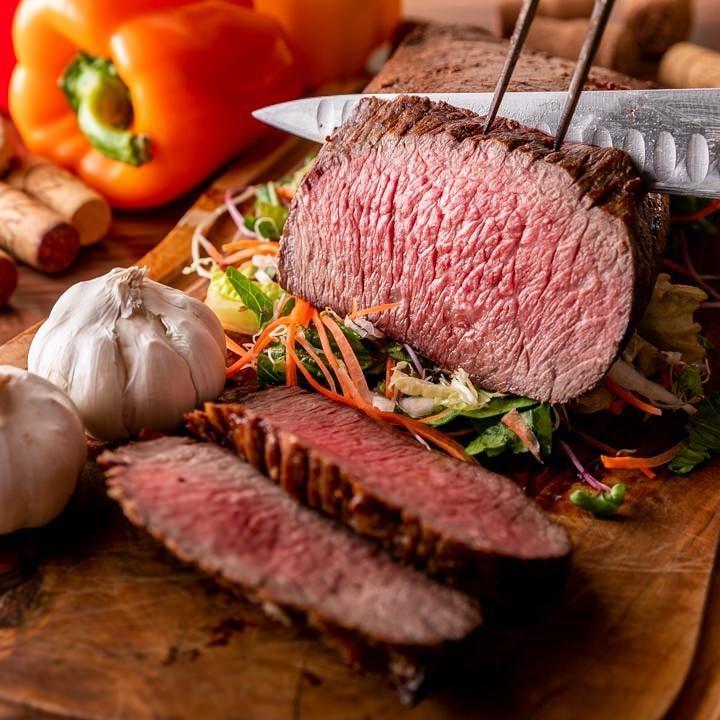 【席のみ予約】肉グリル料理や本格ピッツァなどのアラカルトをご堪能!