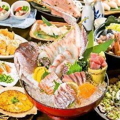 薩摩魚鮮水産 梅田北口芝田店