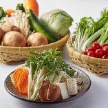 お野菜たっぷりランチ