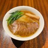 こうのしまの味・中華そば(醤油)