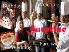 各種宴会,誕生日,記念日等はクンビラへ