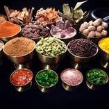 ヒマラヤ産天然スパイス&高山ハーブと天然岩塩を使用【ネパール・ヒマラヤ】