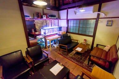 古民家 ビストロ バル ハコ  店内の画像