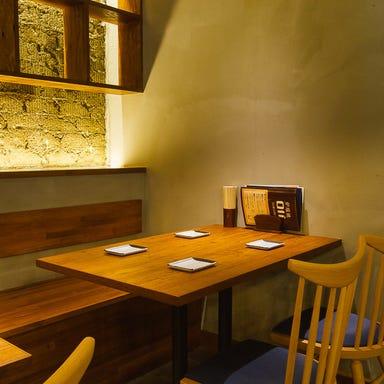 京橋 炉端焼 ロバ  店内の画像