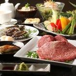 【神戸牛】神戸牛ステーキ&海鮮&フォアグラを堪能『Cコース』