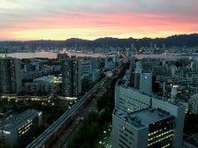 最上階31階!からの眺め