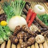 露地栽培と有機農業にこだわる!旬の京野菜を堪能