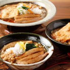 鰹節と煮干しの風味!背脂魚介醤油