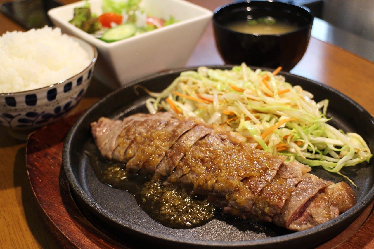 ★牛ロースステーキ★