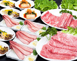 焼肉・冷麺 味楽園  メニューの画像