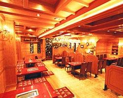 焼肉・冷麺 味楽園  店内の画像