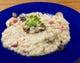 スモーク牡蠣とパルミジャーノのクリームリゾット