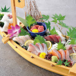 しまなみ海響舟盛り7種