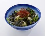韓国のりたっぷり チョレギサラダ